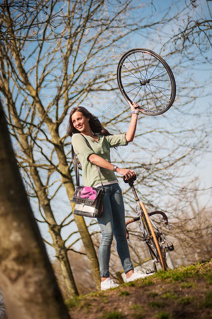 Fotoshoot Julia in Zwolle